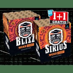 Sirius + Blizz Sirius (IDDV4540)